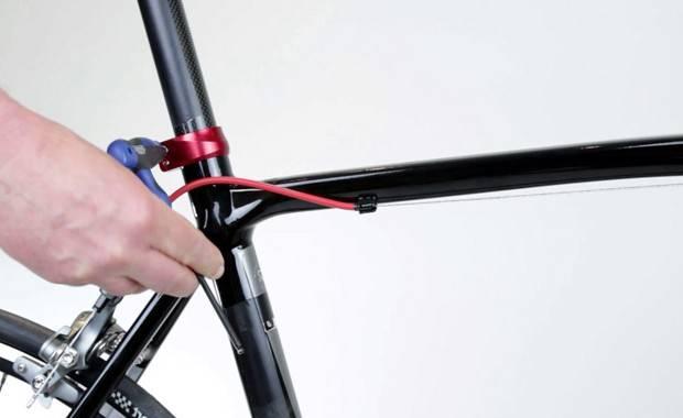 ajustar sillín bicicleta