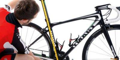 ajuste altura sillín bicicleta
