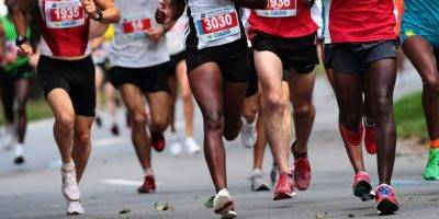 previo a una maratón