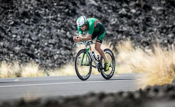 carrera bicicleta triatlón