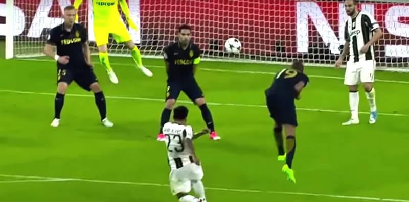 Mejor gol fútbol 2017