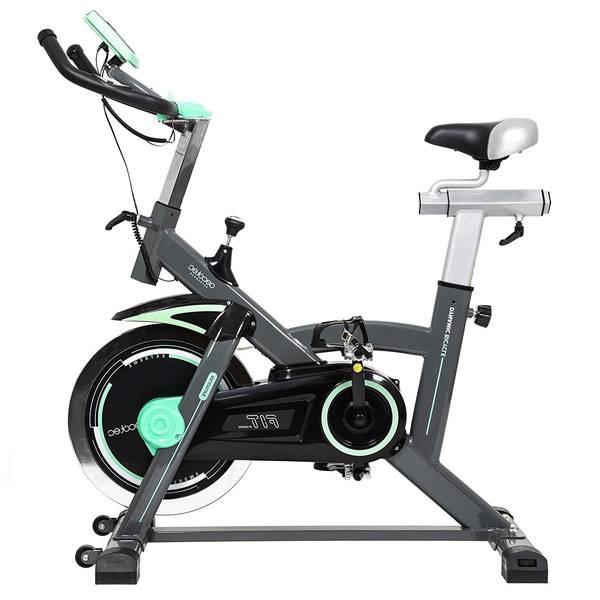 Bicicleta spinning entrenar en casa