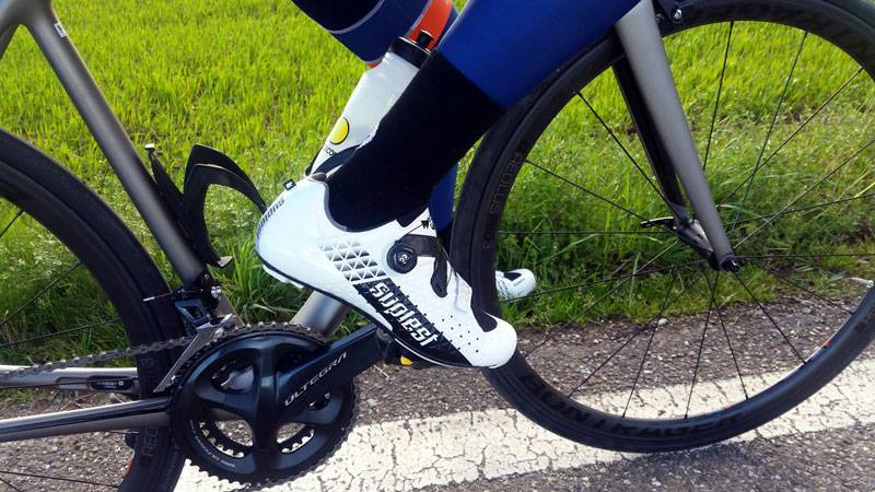 Las mejores zapatillas para bicicleta de carretera