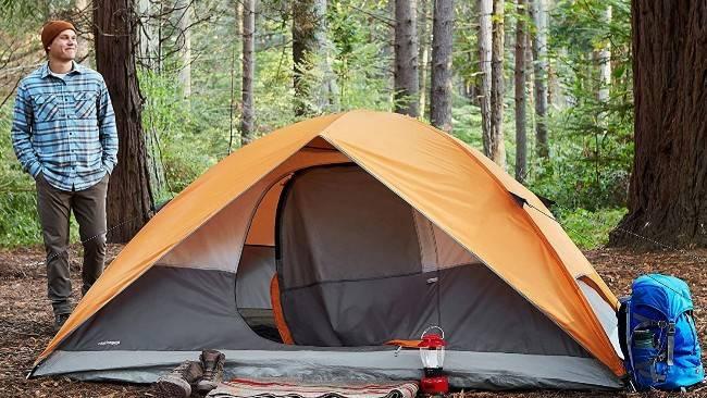 mejores tiendas iglú para acampada