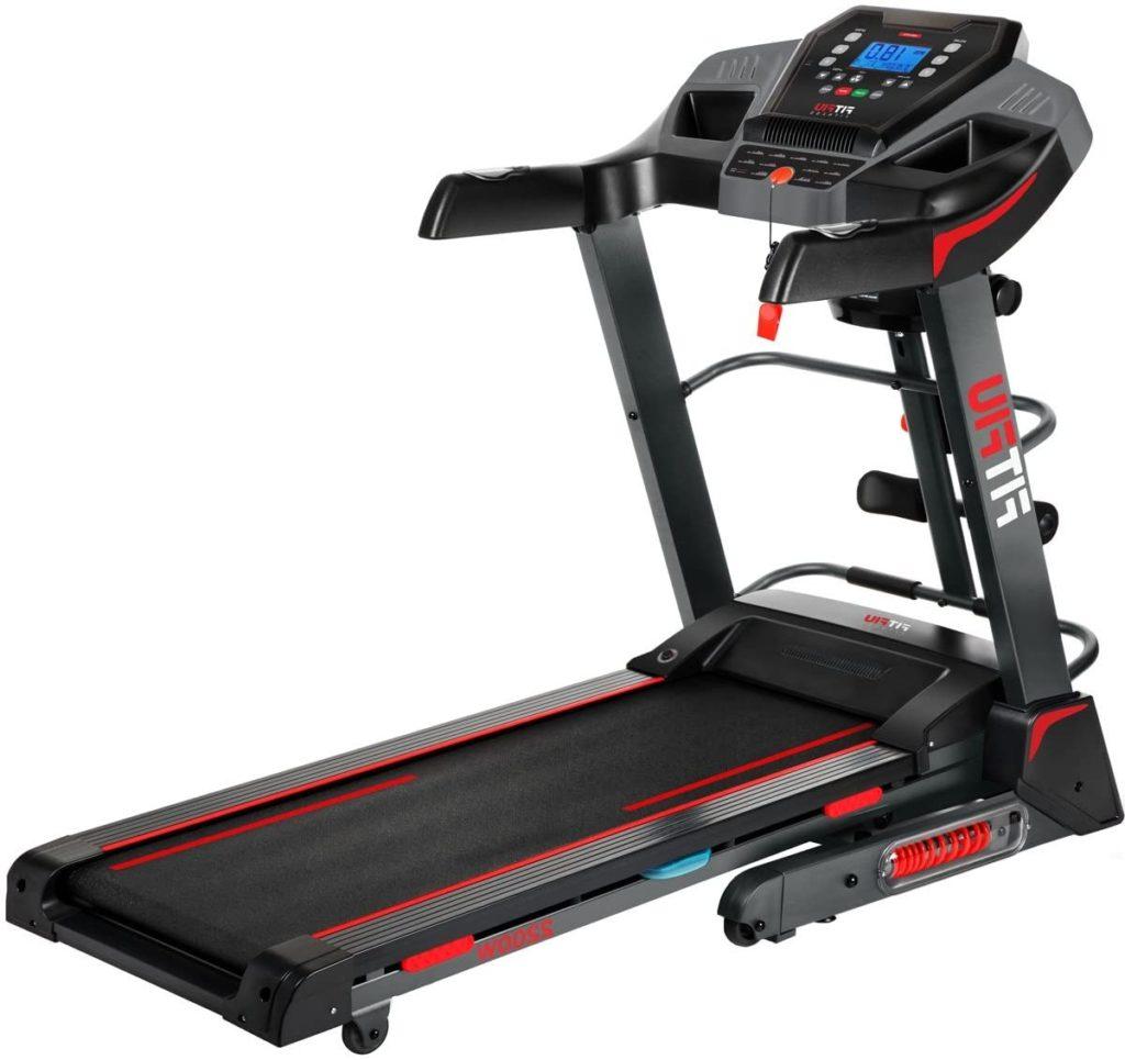 Cinta de correr plegable con inclinación automática Fitfiu Fitness MC-500